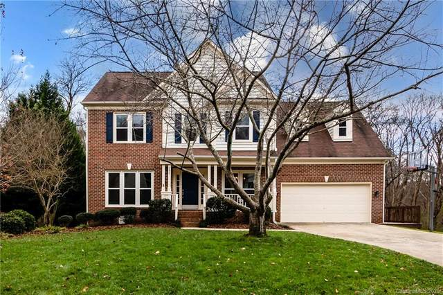 2821 Providence Spring Lane, Charlotte, NC 28270 (#3683248) :: BluAxis Realty