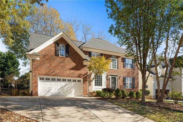 10325 Blackstock Road, Huntersville, NC 28078 (#3683410) :: LePage Johnson Realty Group, LLC