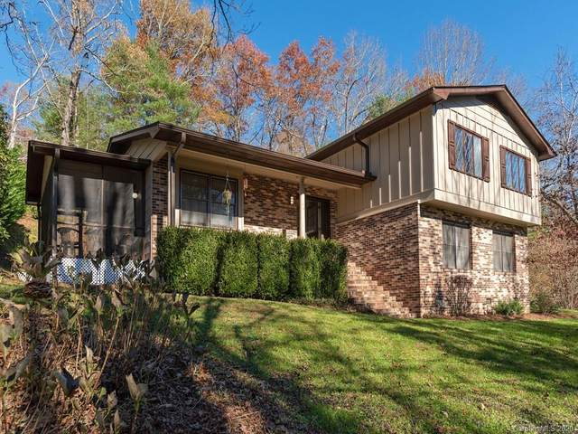 46 E Lake View Road, Hendersonville, NC 28739 (#3683690) :: Miller Realty Group