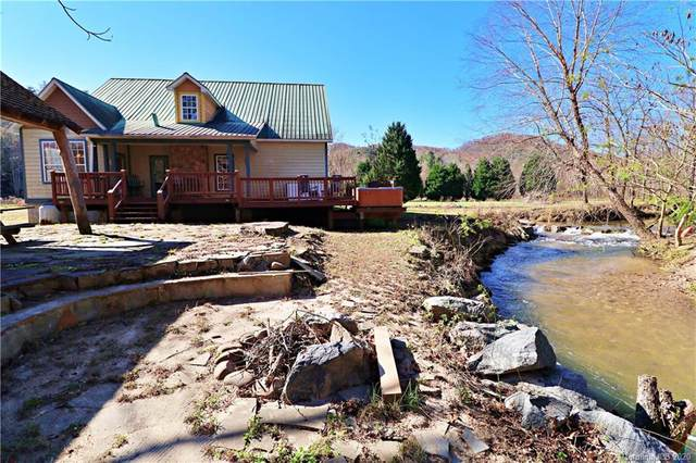 1474 Cedar Creek Road, Lake Lure, NC 28746 (#3684950) :: Johnson Property Group - Keller Williams