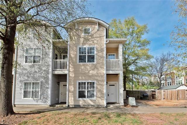 1209 N Caldwell Street, Charlotte, NC 28206 (#3685032) :: Carlyle Properties