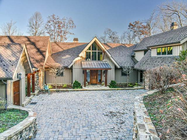 383 Eagle Ridge Road, Zirconia, NC 28790 (#3685279) :: NC Mountain Brokers, LLC