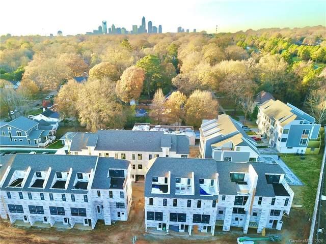 2741 Shenandoah Avenue #19, Charlotte, NC 28205 (#3685602) :: Miller Realty Group