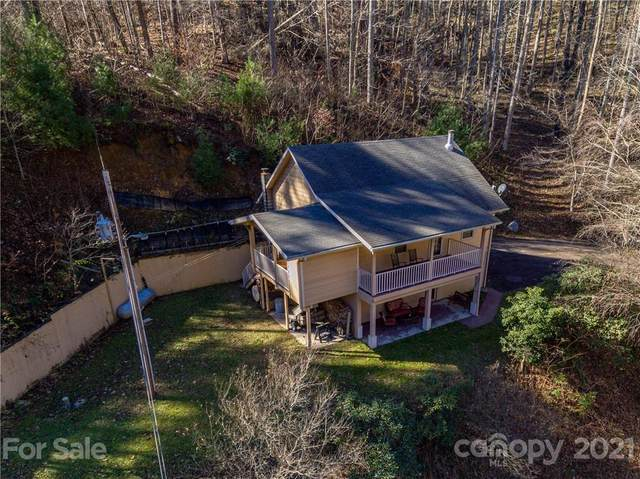 197 Fox Creek Road, Mars Hill, NC 28754 (#3685649) :: Lake Wylie Realty
