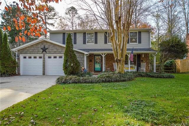 425 Regency Drive, Charlotte, NC 28211 (#3685658) :: Carlyle Properties