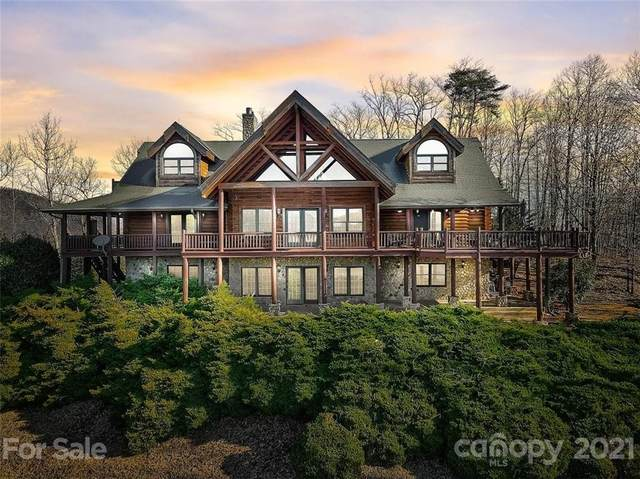 166 Eagles Crest Way, Lake Lure, NC 28746 (#3685776) :: DK Professionals