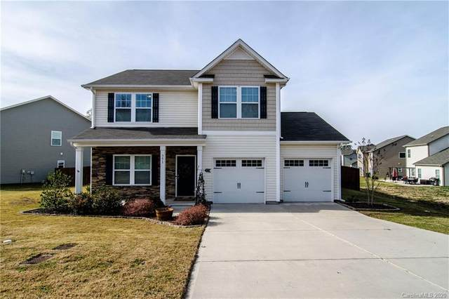 351 Whispering Hills Drive, Locust, NC 28097 (#3685816) :: Stephen Cooley Real Estate Group