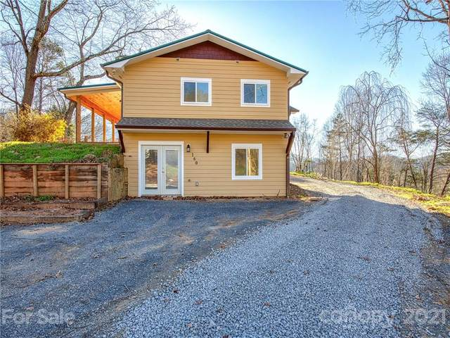 160 Windy Knoll Drive, Clyde, NC 28721 (#3685951) :: Willow Oak, REALTORS®