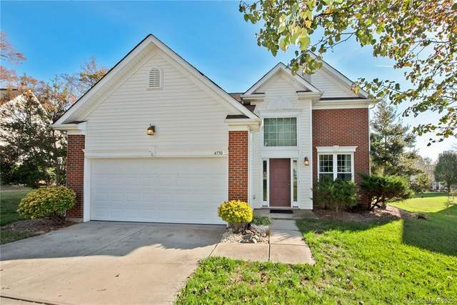 4730 Keeneland Lane, Charlotte, NC 28216 (#3685967) :: Burton Real Estate Group