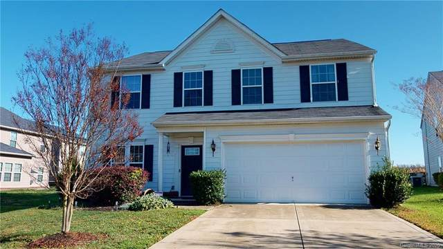 4312 Roundwood Court, Indian Trail, NC 28079 (#3686250) :: LePage Johnson Realty Group, LLC