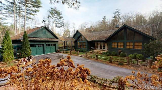 518 Cardinal Drive W 2M, Lake Toxaway, NC 28747 (#3686411) :: Carlyle Properties