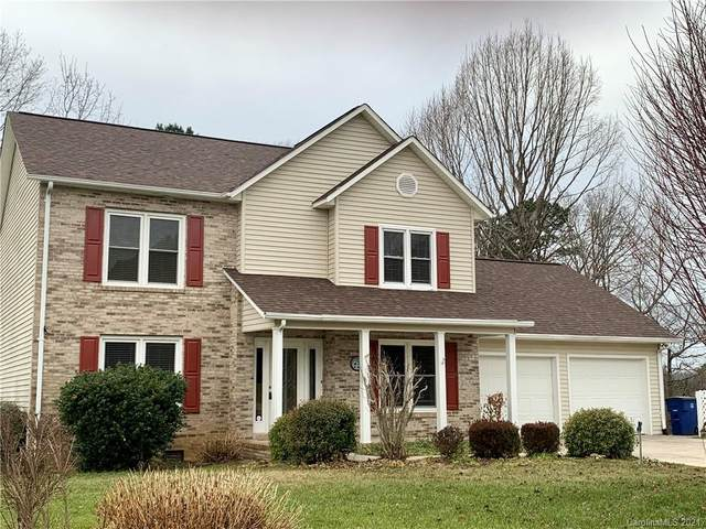 1619 Running Deer Drive NW, Conover, NC 28613 (#3686436) :: The Premier Team at RE/MAX Executive Realty