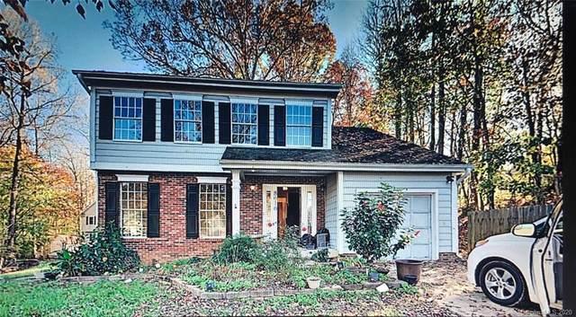 8616 Burnt Umber Drive, Charlotte, NC 28215 (#3686456) :: LePage Johnson Realty Group, LLC