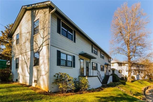 615 Biltmore Avenue K1, Asheville, NC 28803 (#3686472) :: Ann Rudd Group