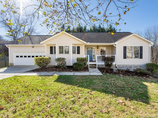 9 Mill Stone Drive, Asheville, NC 28803 (#3686674) :: Miller Realty Group
