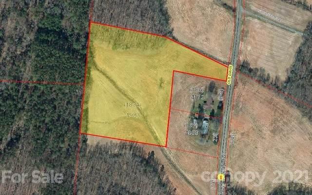 00 Old Davis Road, Norwood, NC 28128 (#3686756) :: MartinGroup Properties