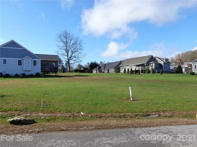 0 Blacksmith Run Drive #187, Hendersonville, NC 28792 (#3686887) :: The Ordan Reider Group at Allen Tate