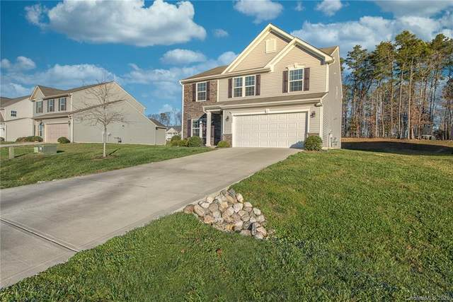 2605 Grayson Parkway, Monroe, NC 28110 (#3686940) :: IDEAL Realty