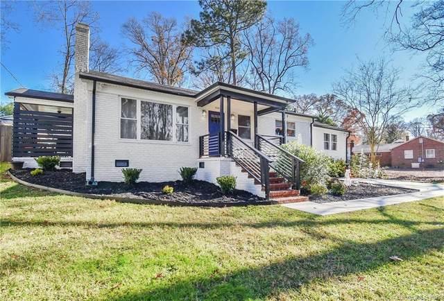 4109 Hiddenbrook Drive, Charlotte, NC 28205 (MLS #3687077) :: RE/MAX Journey