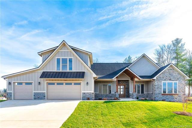 256 Samuel Drive #49, Mills River, NC 28759 (#3687194) :: MartinGroup Properties