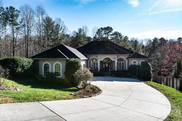 150 Edgewater Court, Granite Falls, NC 28630 (#3687217) :: High Performance Real Estate Advisors