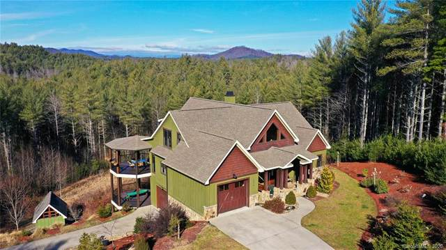 5378 Oak Crest Lane, Lenoir, NC 28645 (#3687226) :: Robert Greene Real Estate, Inc.