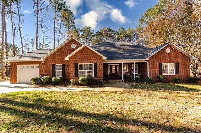 6916 Pinewood Forest Drive, Monroe, NC 28110 (#3687314) :: Miller Realty Group