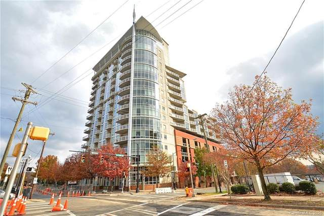 505 6th Street #602, Charlotte, NC 28202 (#3687446) :: BluAxis Realty