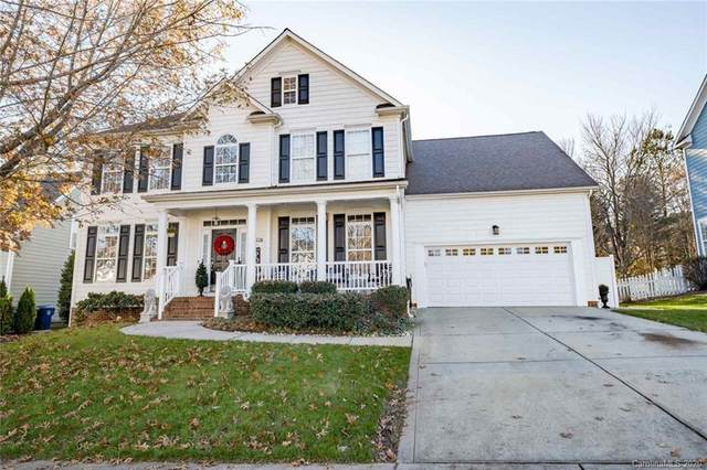 8726 Camberly Road, Huntersville, NC 28078 (#3687533) :: IDEAL Realty