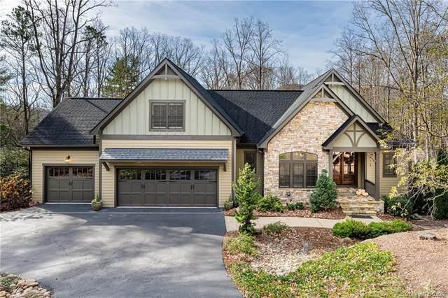 43 E Owl Creek Lane #241, Fairview, NC 28730 (#3687652) :: NC Mountain Brokers, LLC