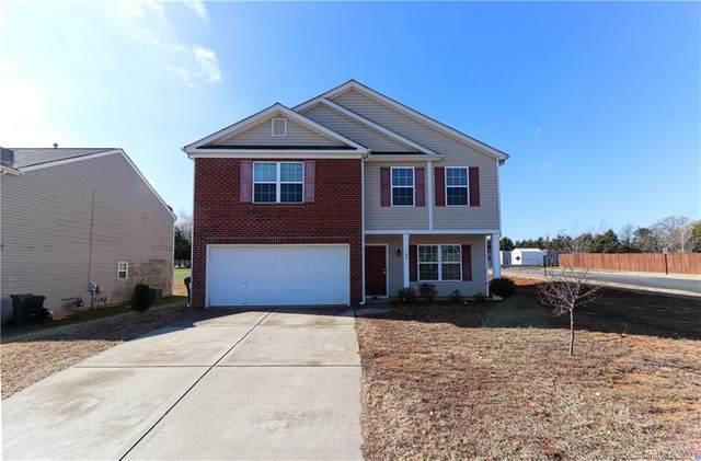 4309 Davis Meadows Drive, Charlotte, NC 28216 (#3687852) :: Ann Rudd Group
