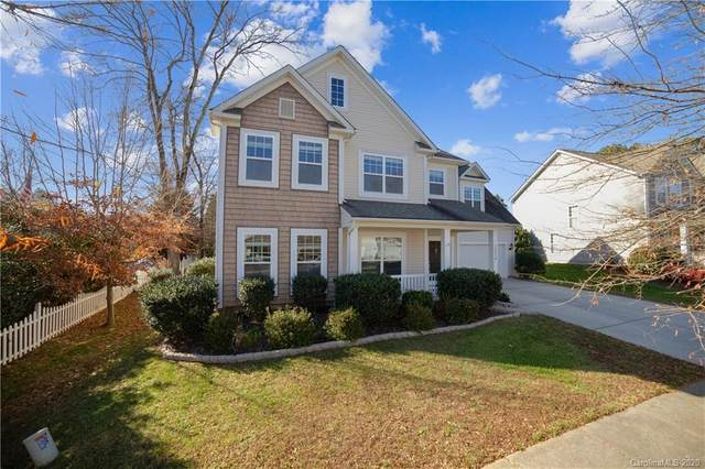 15516 Stillwater Crossing Lane, Huntersville, NC 28078 (#3688974) :: Miller Realty Group