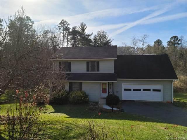 3 Crooked Creek Drive, Asheville, NC 28804 (#3689504) :: Burton Real Estate Group