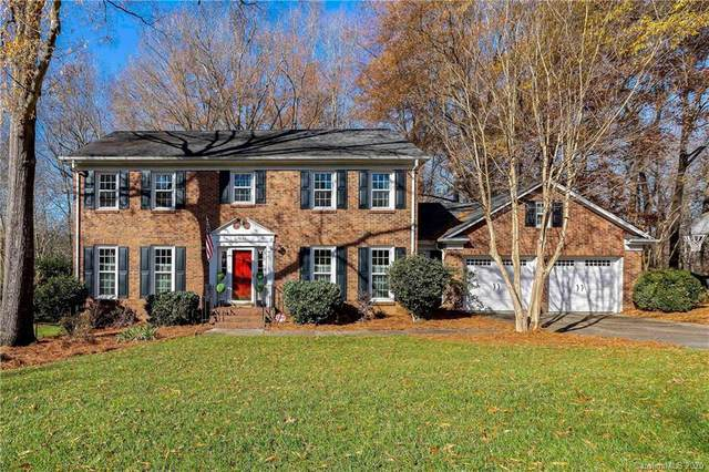 7630 Covey Chase Drive, Charlotte, NC 28210 (#3689801) :: MartinGroup Properties