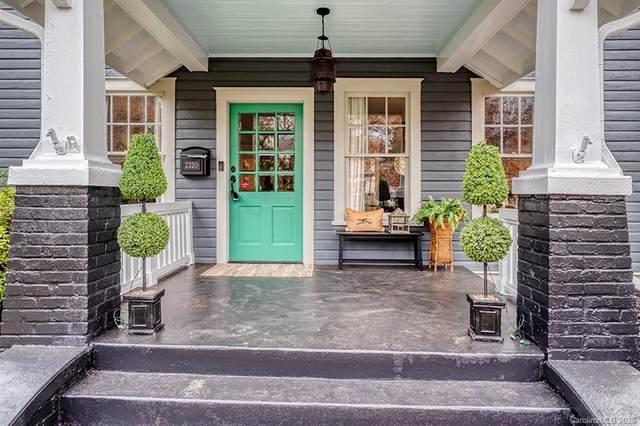 2320 Mecklenburg Avenue, Charlotte, NC 28205 (#3690113) :: Burton Real Estate Group