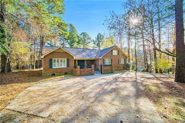 10115 Crestwood Drive, Charlotte, NC 28277 (#3690332) :: Miller Realty Group