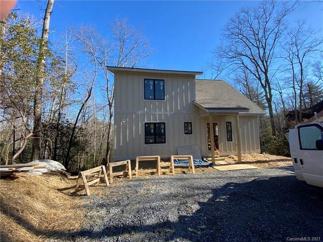 375 Knob Road, Pisgah Forest, NC 28768 (#3690467) :: Home and Key Realty