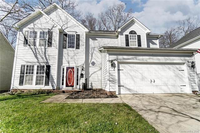 6526 Bells Mill Drive, Charlotte, NC 28269 (#3690663) :: BluAxis Realty