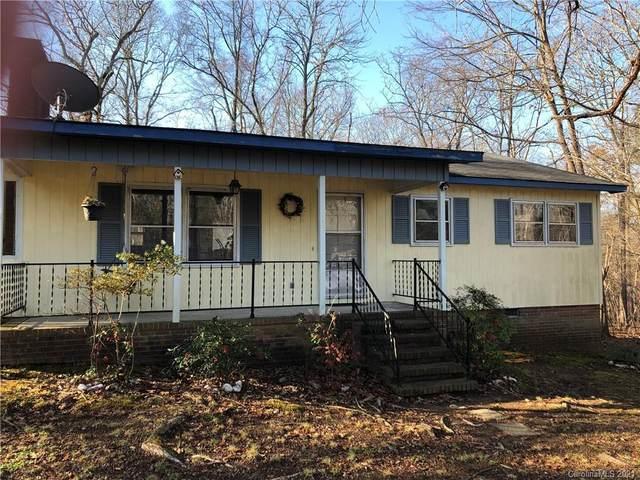 813 Roxboro Drive, Mount Gilead, NC 27306 (#3690789) :: Miller Realty Group