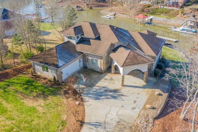 9521 Island Point Road, Sherrills Ford, NC 28673 (#3691429) :: LePage Johnson Realty Group, LLC