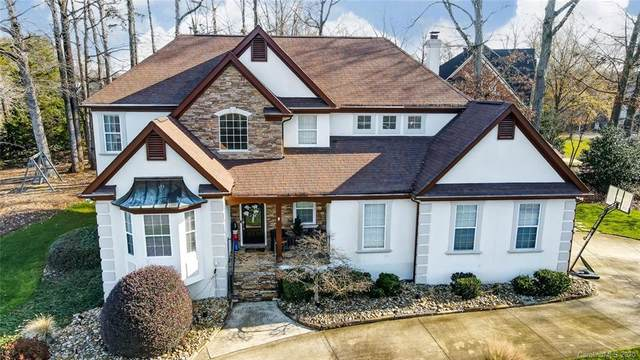 21601 Scottcrest Circle, Cornelius, NC 28031 (#3691723) :: Miller Realty Group