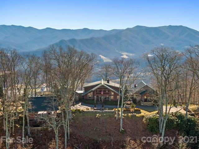 490 Semeion Ridge #5, Waynesville, NC 28786 (#3691934) :: Keller Williams Professionals