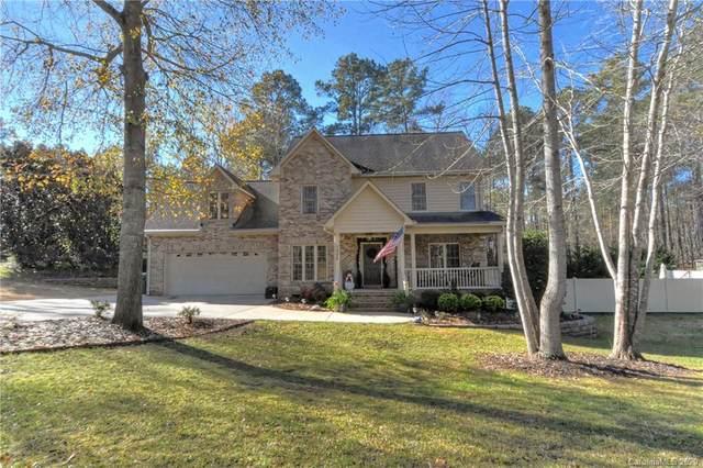 1505 Magnolia Drive, Lancaster, SC 29720 (#3692220) :: Carver Pressley, REALTORS®