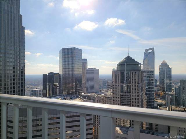 210 Church Street N #3501, Charlotte, NC 28202 (#3692289) :: Miller Realty Group