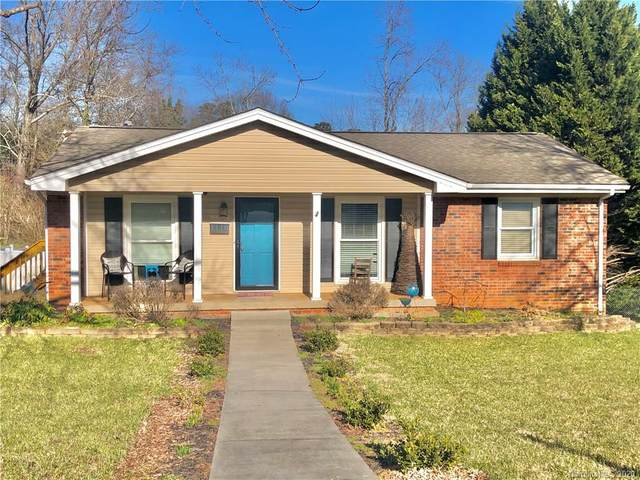 1110 15th Avenue NW, Hickory, NC 28601 (#3692314) :: Miller Realty Group