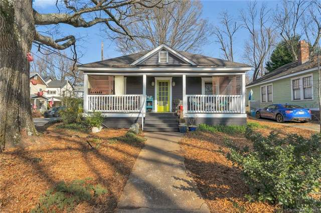 801 E 35th Street, Charlotte, NC 28205 (#3692459) :: Miller Realty Group