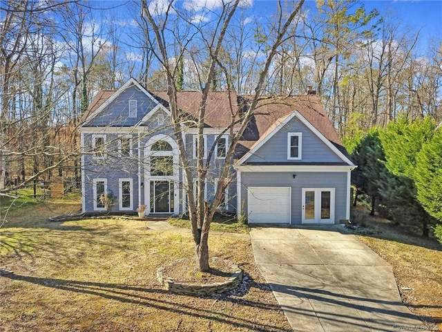 3400 Brownes Ferry Road, Charlotte, NC 28269 (#3692528) :: Miller Realty Group