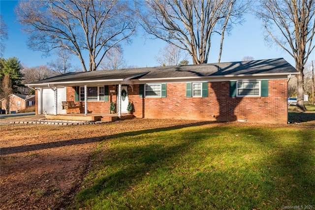 271 Bostian Lake Road, Statesville, NC 28677 (#3692666) :: LePage Johnson Realty Group, LLC