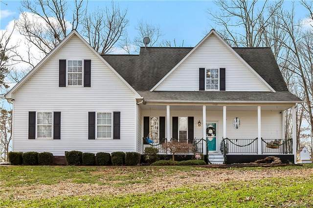 1702 Ivey Church Road, Maiden, NC 28650 (#3692748) :: BluAxis Realty
