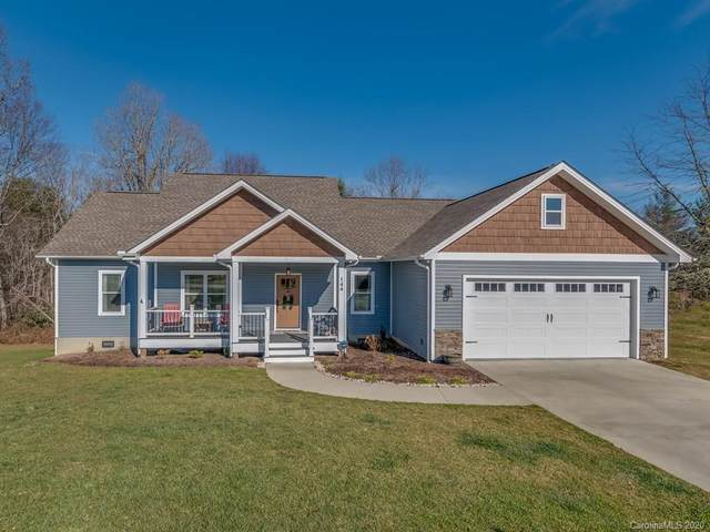 144 Hidden Knoll Drive, Hendersonville, NC 28792 (#3692859) :: Keller Williams Professionals